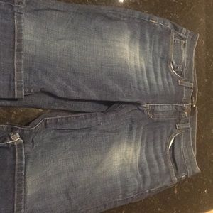 Joe's jeans. Rebel fit. Sz 31. Mint condition.